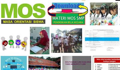 Materi MOS Edukatif Untuk SMP SMA Tahun Pelajaran 2017/2018