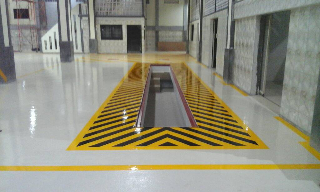 jasa epoxy lantai bengkulu
