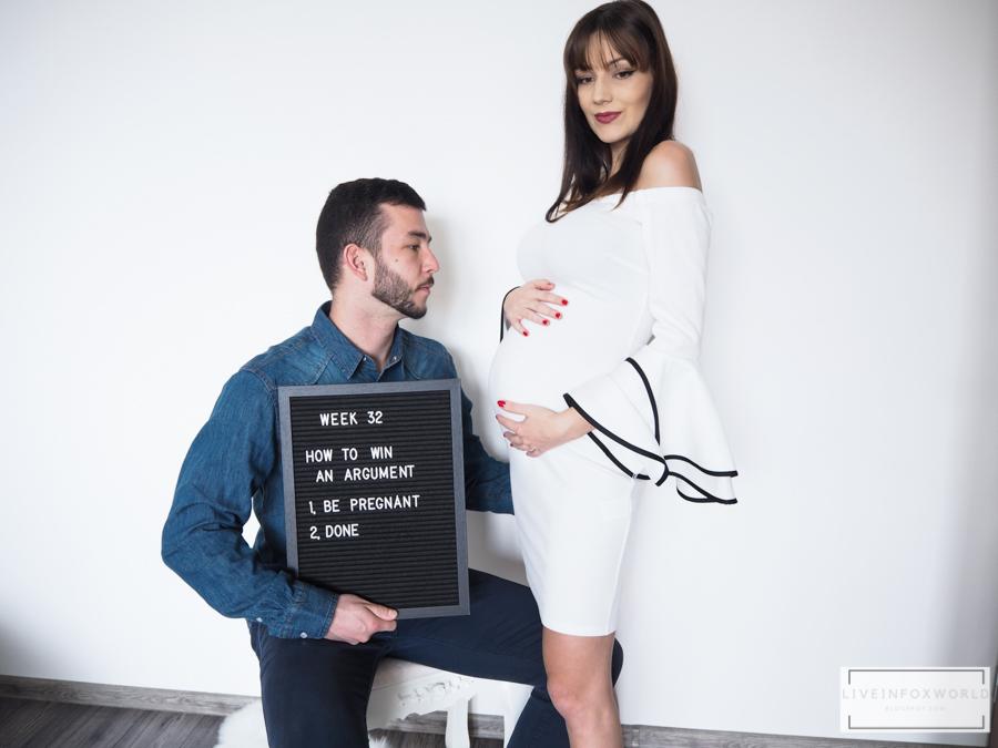 ako som si (ne)predstavovala tehotenstvo | 3. trimester