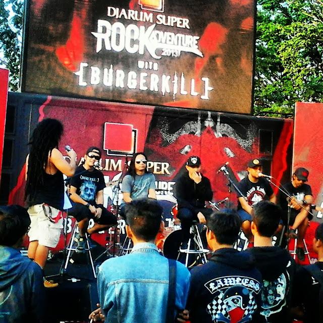 Burgerkill,Djarum Super Rock Adventure 2013+ 2