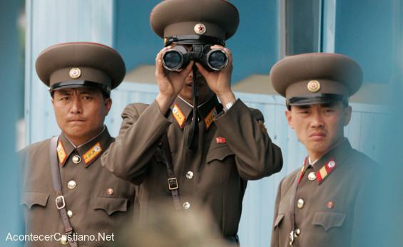 Espías norcoreanos