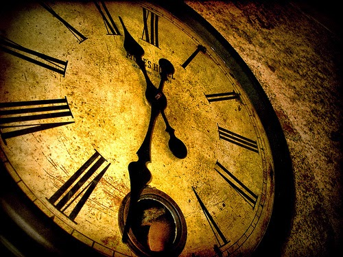 Waktu yang Berlari Cepat