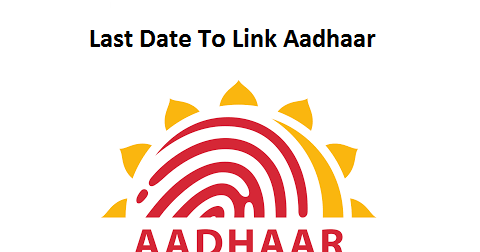 What is the last date to link Aadhaar Number to avail Government Schemes