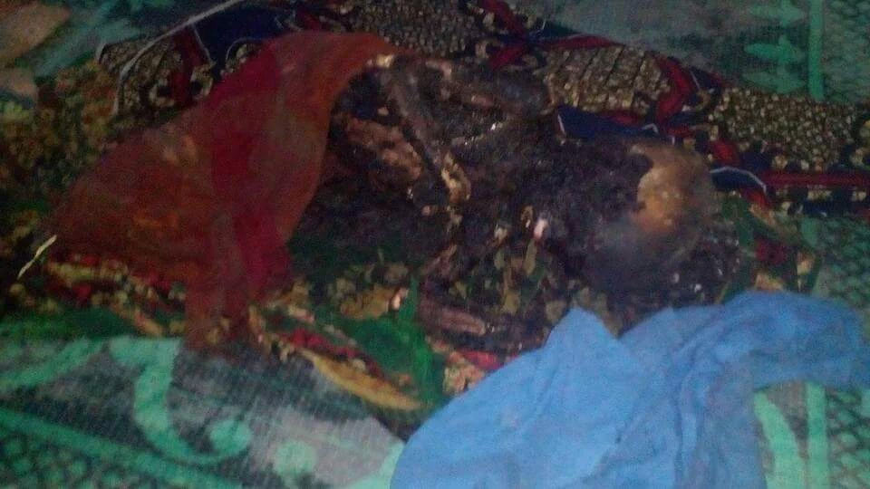 Graphic: Boko Haram kills 7 in fresh suicide bomb attack