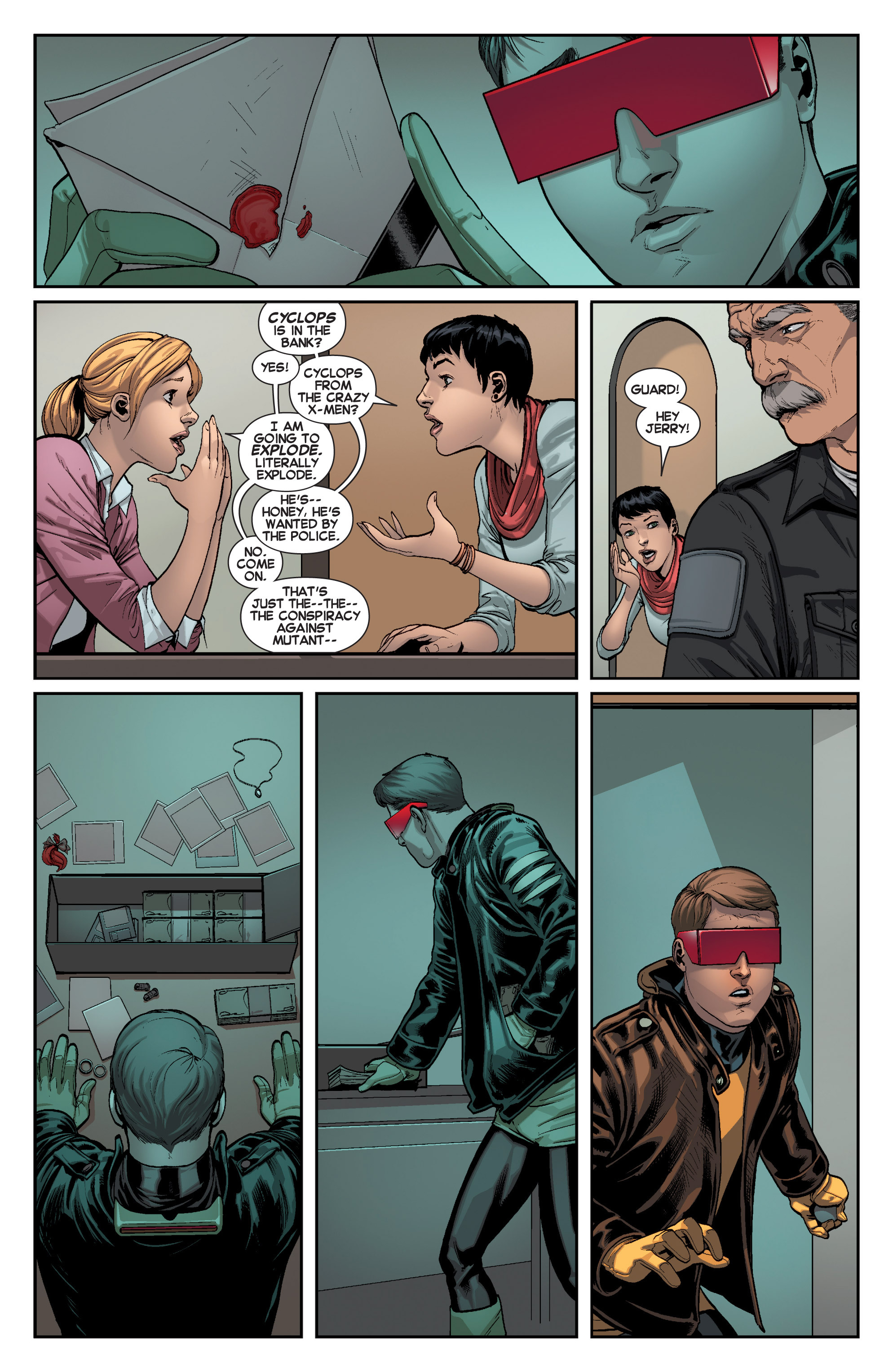 Read online All-New X-Men (2013) comic -  Issue # _Special - Here To Stay - 29
