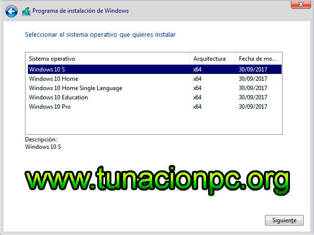 Windows 10 Multiple Editions AIO (Todo en Uno)