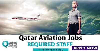 New Job Vacancies at Qatar Aviation Services