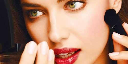 correcciones del rostro para un maquillaje de noche