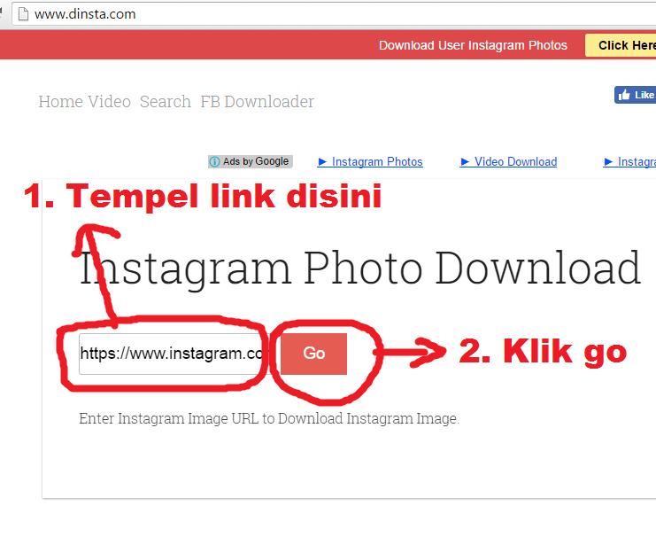 4 Cara Menyimpan Foto Dari Instagram Terbaru Dan Lengkap