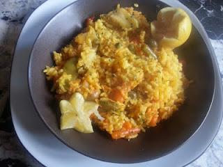 arroz-vegano