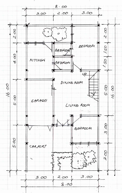 1st floor plan of home image 08