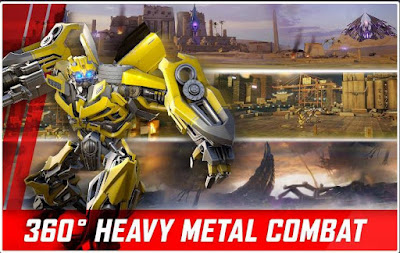 Screenshot_2 TRANSFORMERS: Forged to Fight v5.2.0 + Mod - Action and fighting game for Android Apps