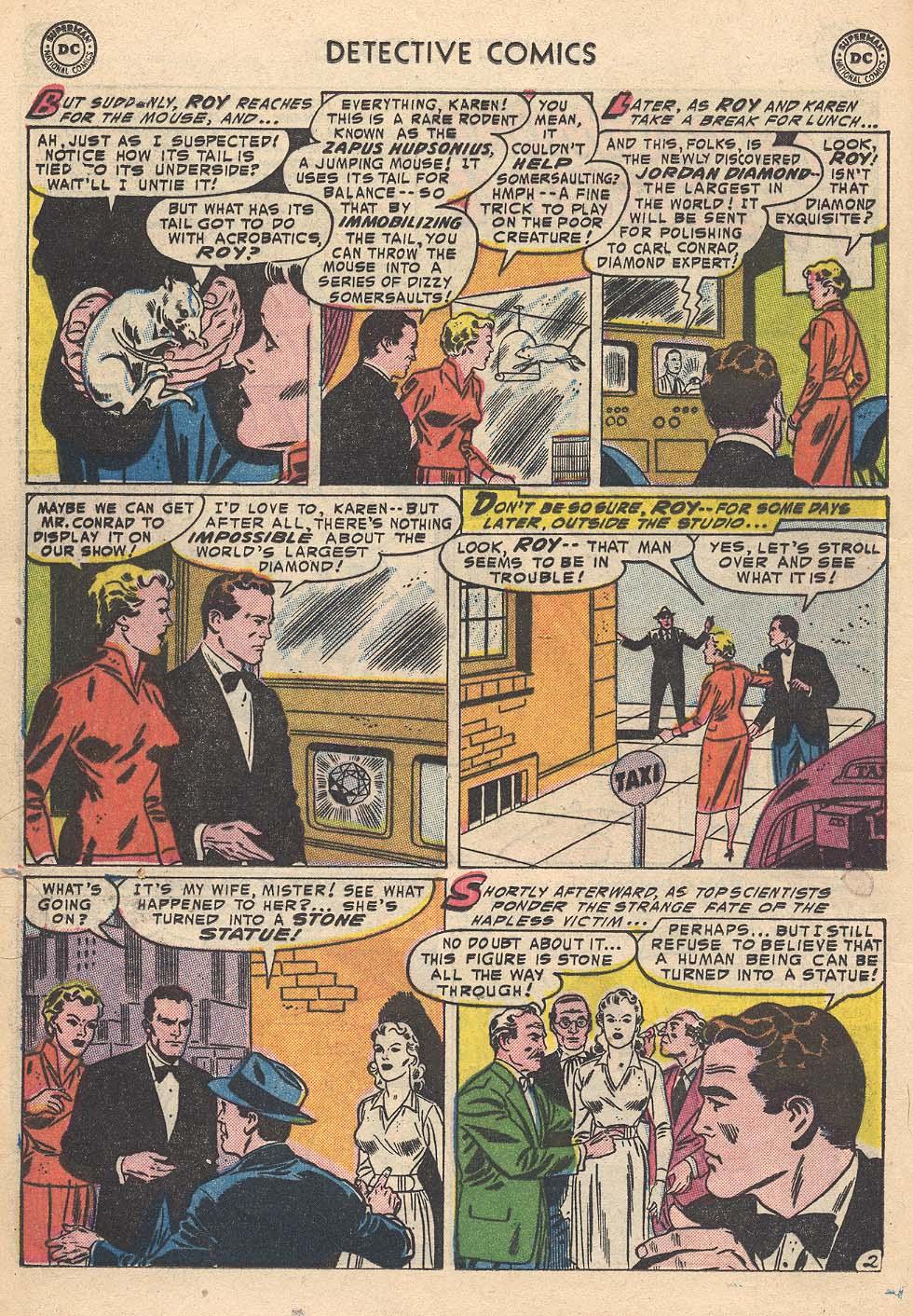 Read online Detective Comics (1937) comic -  Issue #210 - 18