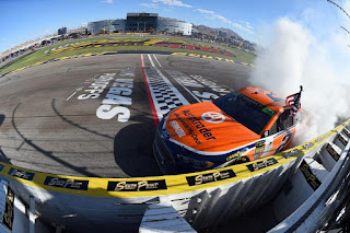 #NASCAR Brad Keselowski Wins Three in a Row
