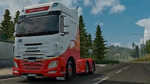 DAF Euro 6 1.29 by Ohaha