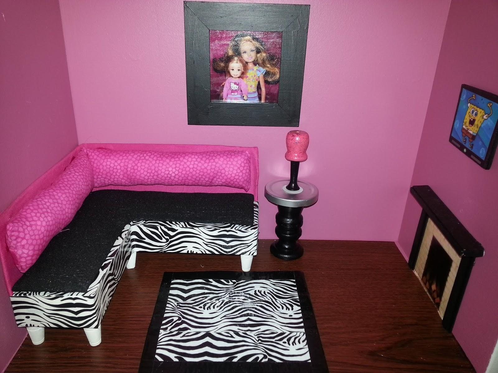 Simple Livin Diy Barbie Doll House