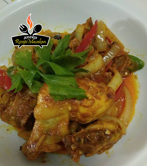 Resepi Ayam Masak Kunyit Halia http://banyakresepi.blogspot.com/