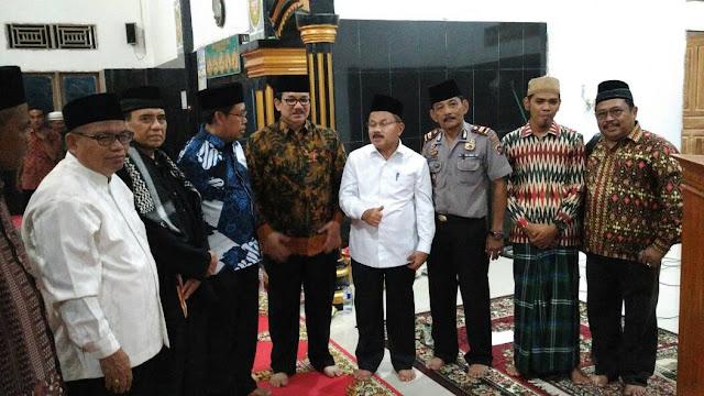 TSR Provinsi Kunjungi Masjid Taqwa Kampung Dalam