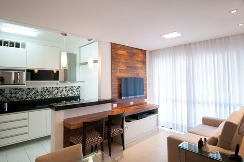 Construindo minha casa clean 12 ideias incr veis de for Casa minimalista 60m2
