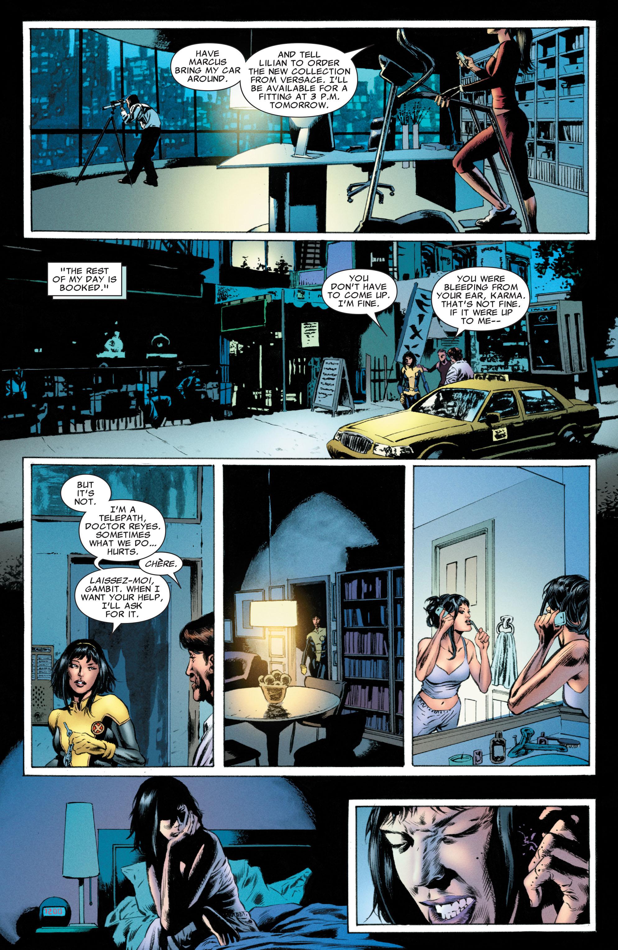 Read online Astonishing X-Men (2004) comic -  Issue #49 - 22