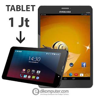 Inilah Daftar Harga Tablet Android Dengan Harga di bawah 1 Juta