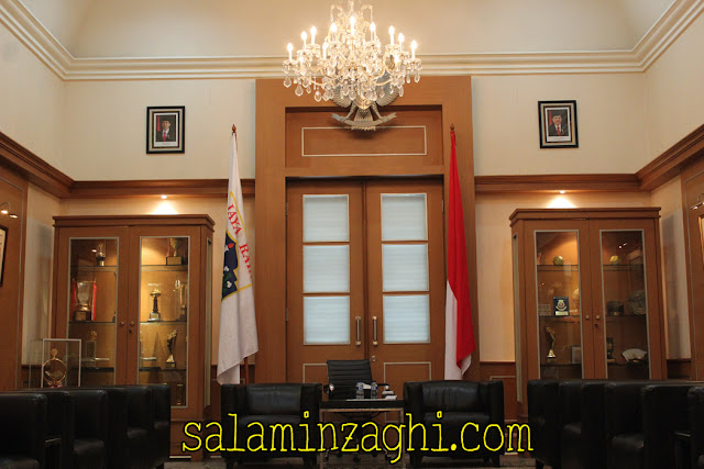 Ruang Tamu Balai Kota Jakarta, keseruan balai kota jakarta, wisata balai kota jakarta, ruang rapat balai kota jakarta