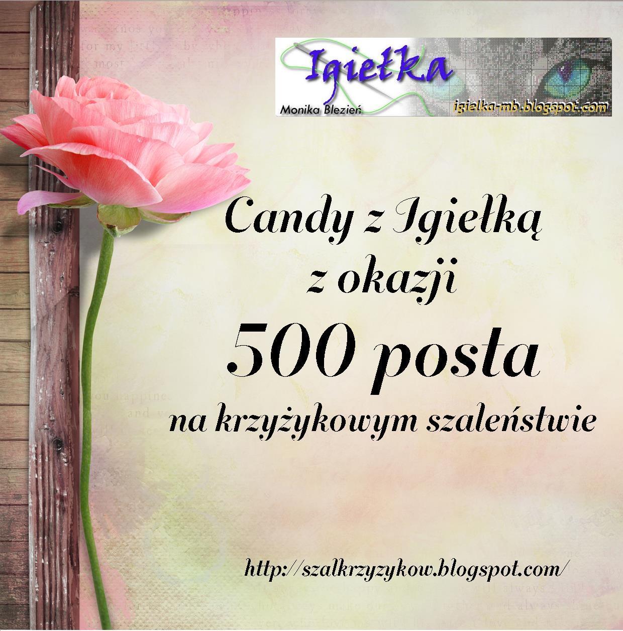 Candy z Igiełką