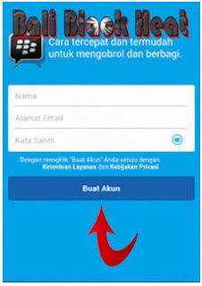 Daftar ID BBM di ANDROID | Cara Buat Akun BBM (Blackberry Messenger)