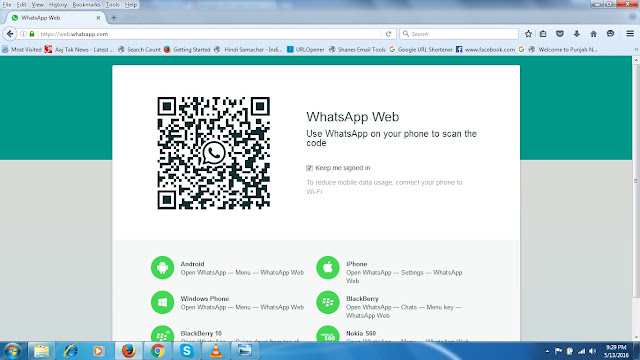 How to set up whatsapp on PC