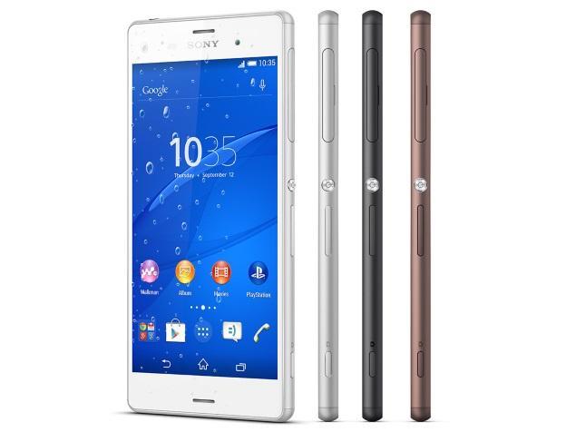 سعر ومواصفات موبايل سونى sony Xperia Z3 Dual