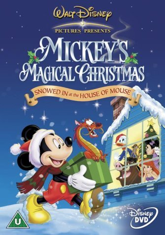 Mickey's Magical Christmas: Snowed in at the House of Mouse