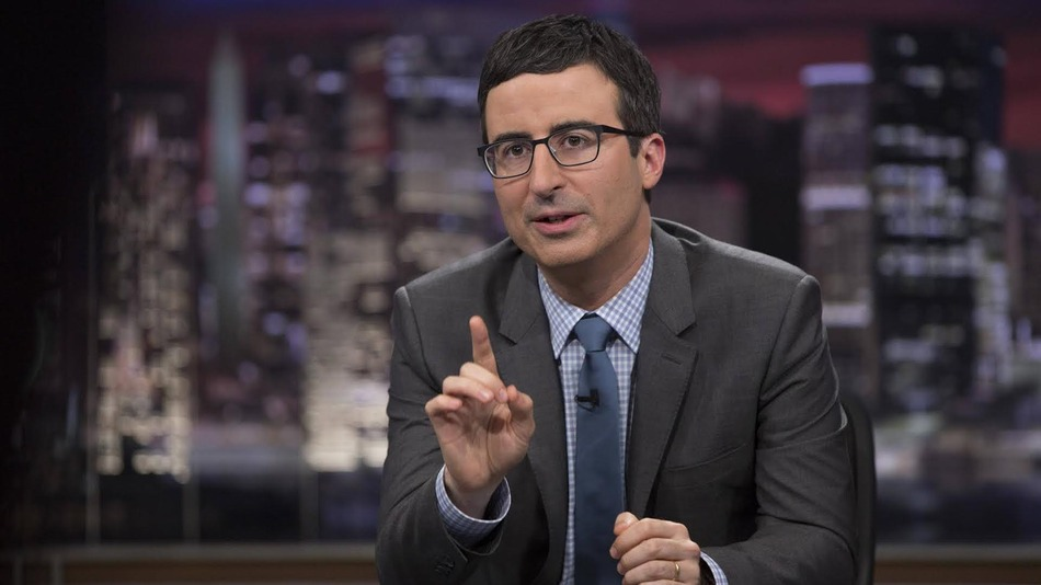 Last Week Tonight With John Oliver se puede ver en HBO España