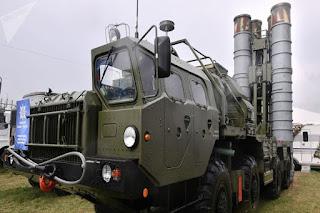 Sistem Rudal S-400