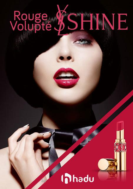 poster quảng cáo son môi