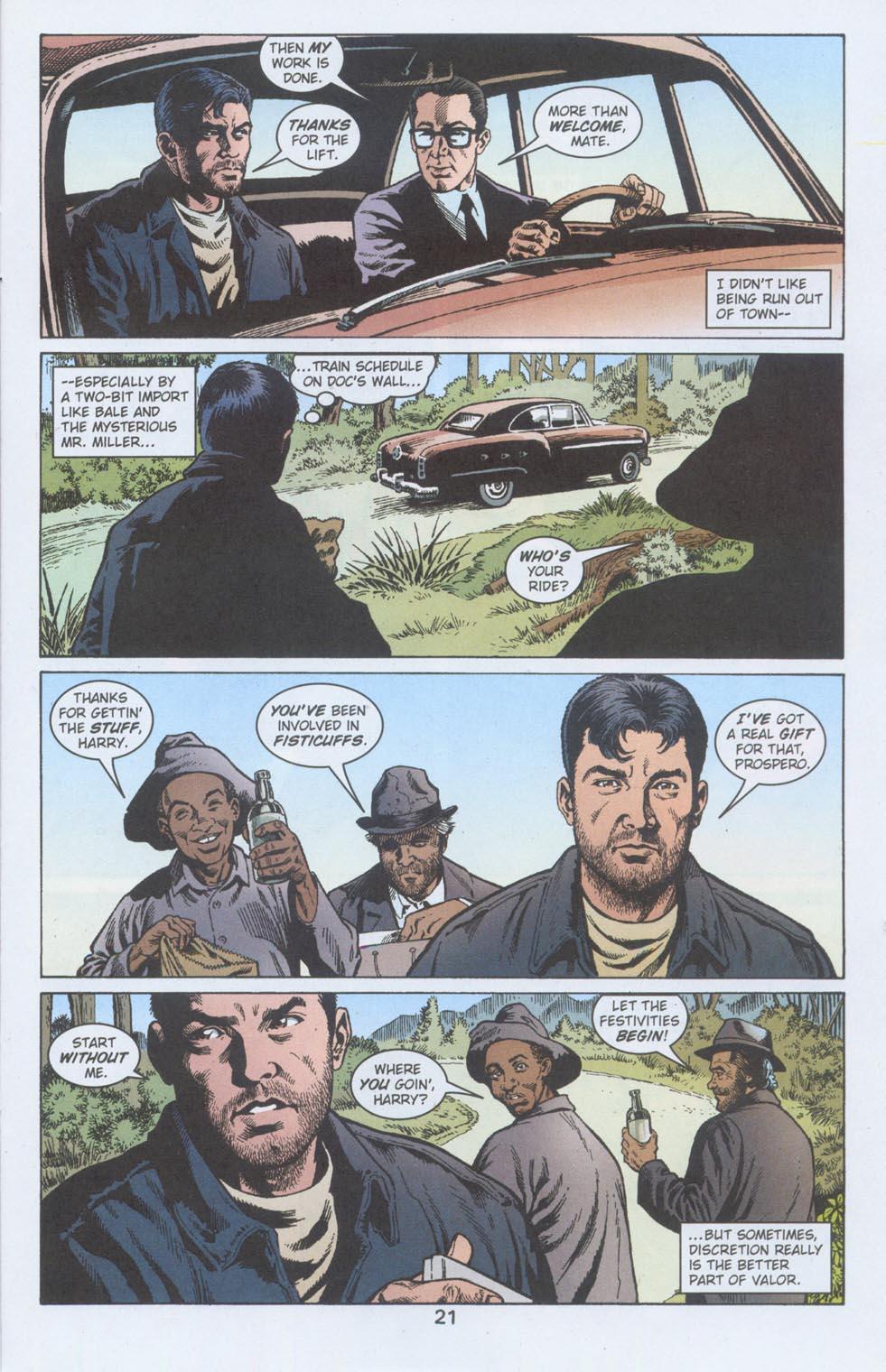 Read online American Century comic -  Issue #22 - 21