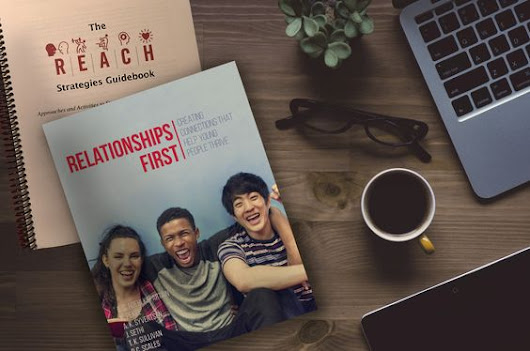 "Tweens/Teens & Libraries - Search Institute's ""Relationships First"""