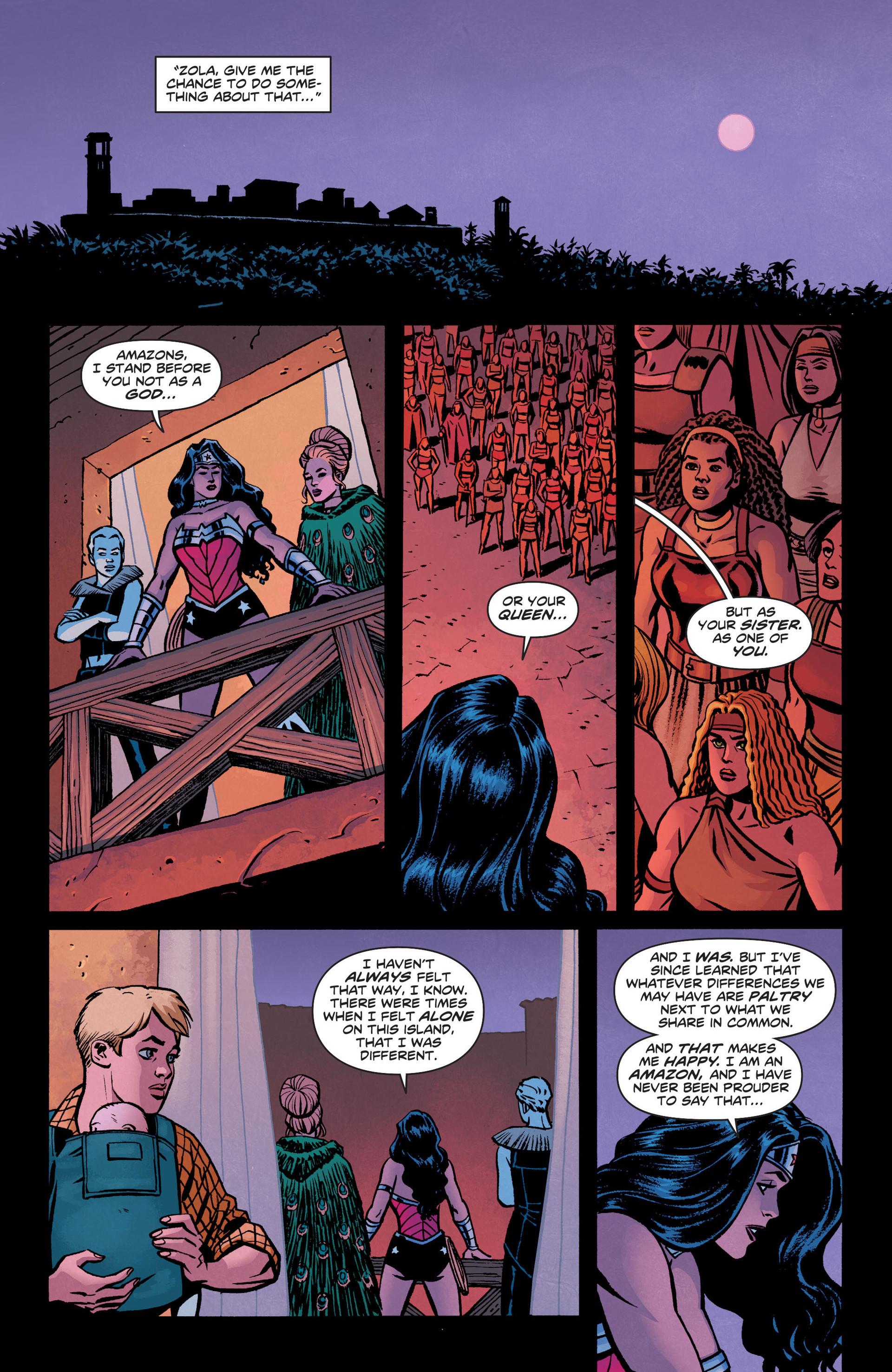 Read online Wonder Woman (2011) comic -  Issue #30 - 16