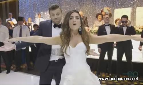 La boda que se convirtio en un verdadero musical
