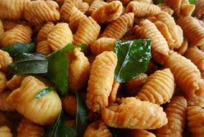 Resepi Kuih Siput Rangup