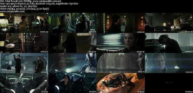 Desafío Total DVDRip Subtitulos Español Latino Película 2012