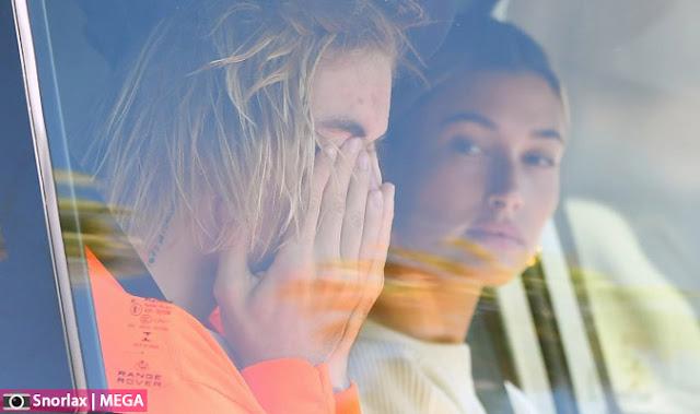 بكاء جاستن بيبر بعد اسعاف سيلينا غوميز الى المصحة... التفاصيل