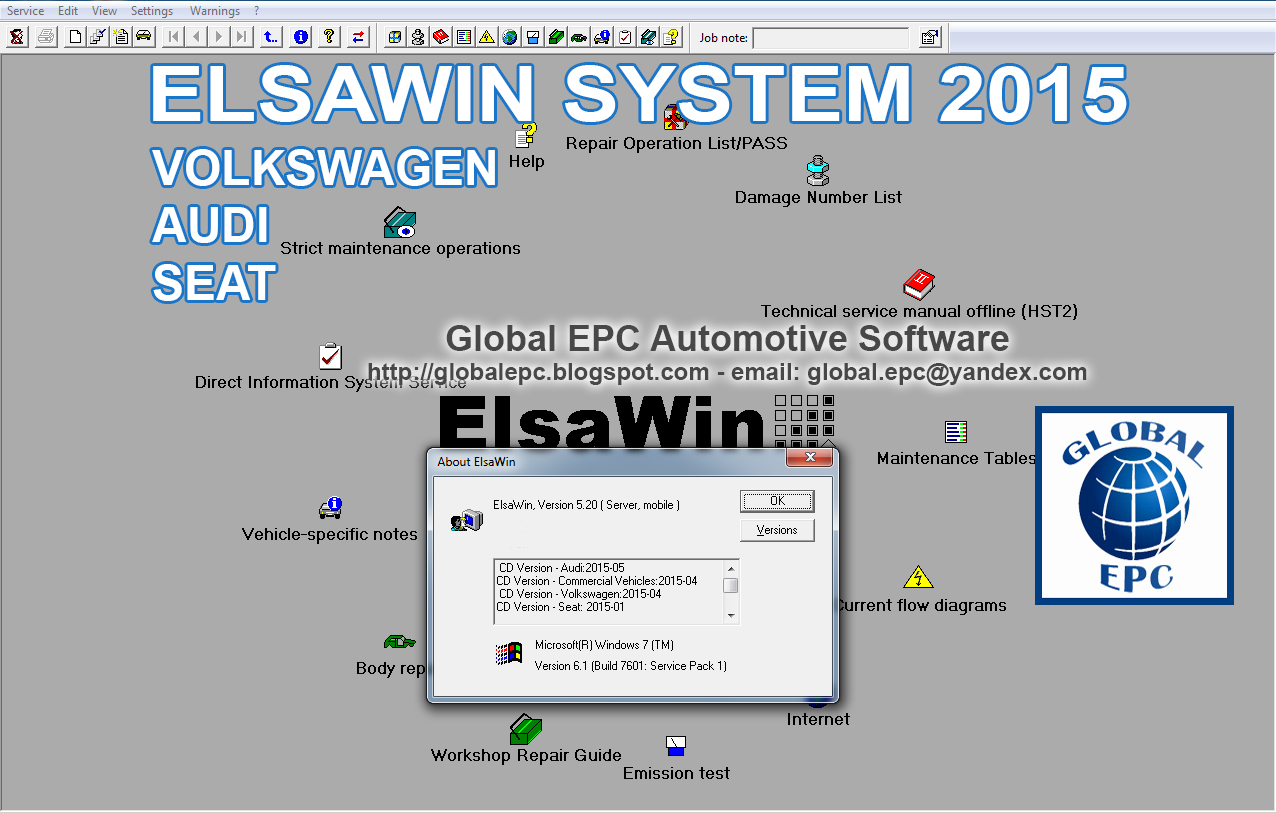 ELSAWIN SYSTEM