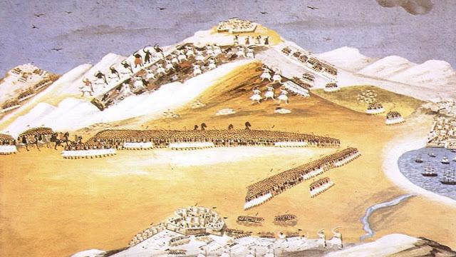 Τιμούν τους ήρωες της μάχης του Αγιονορίου