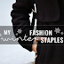 Warm & Cozy | My Winter Fashion Staples