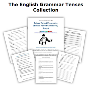The ESL Times: 48 stories for English Tenses