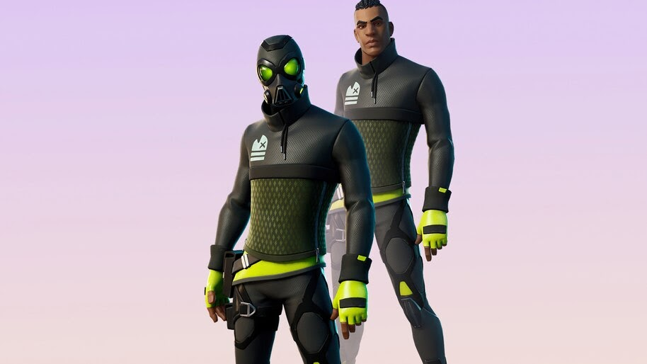 Fortnite, Waveripper, Skin, Outfit, 4K, #7.2304