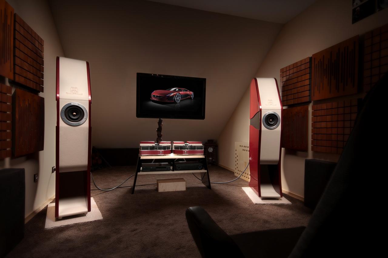 Wizard high end audio blog vilner hi end audio system - Impianto audio casa incasso ...
