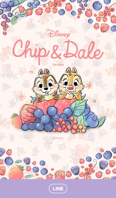 Chip 'n' Dale: Berries