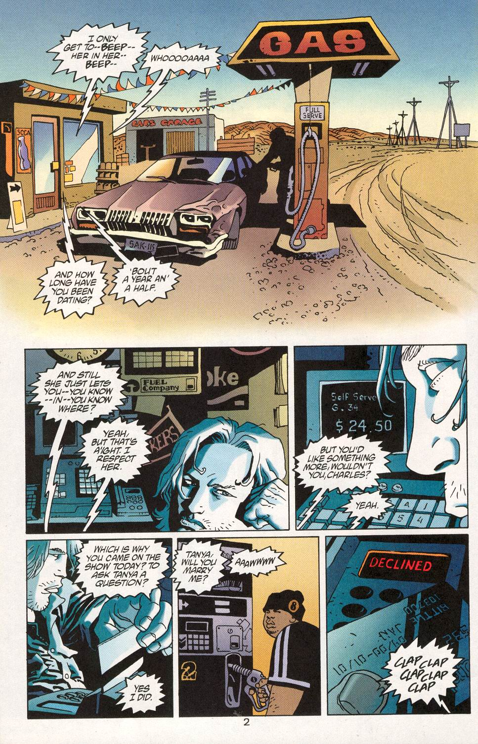 Read online 100 Bullets comic -  Issue #28 - 4
