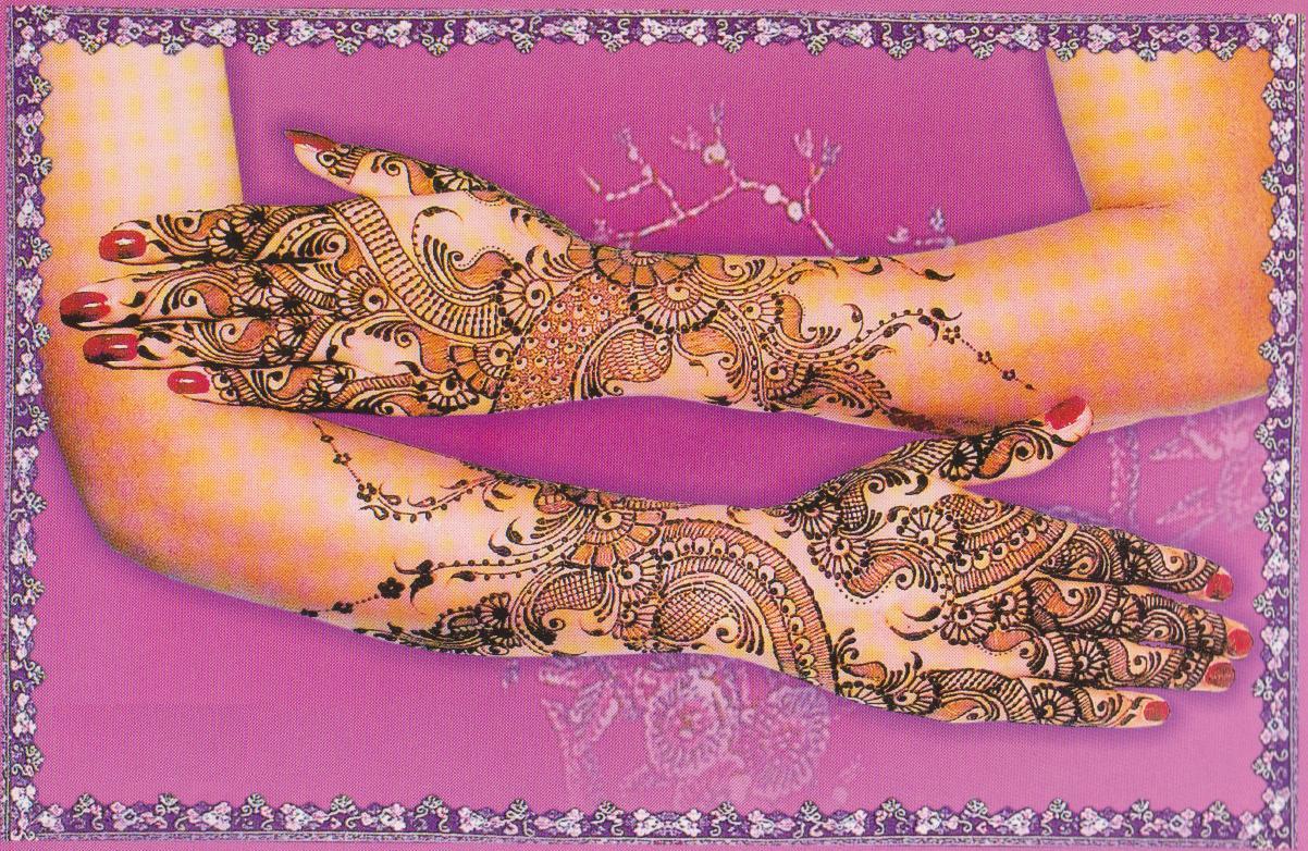 Mehndi Design, Bridal Mehndi, Arabic Mehndi